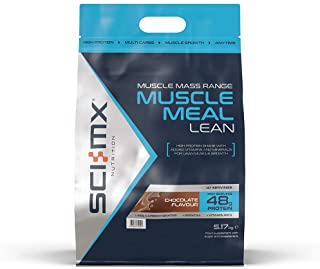 Sci-MX Nutrition Muscle Meal Leancore 5.17 kg Chocolate - High Protein Meal Shake for Lean Muscle Gain