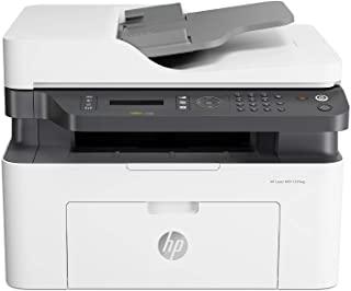 HP Laser MFP 137fnw Stampante Laser Multifunzione Monocromatica, Stampa, Scannerizza, Fotocopia, Fax, Wi-Fi, Wi-Fi Direct, ADF,