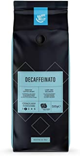 "Marchio Amazon - Happy Belly Chicchi di caffe decaffeinato ""Decaffeinato"" (2 x 500g)"