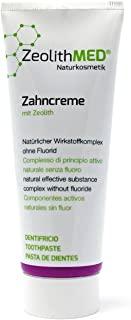 Dentifricio Zeolith 75ml senza Fluoro, cosmetici naturali