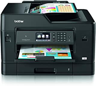 Brother MFCJ6530DW Stampante Multifunzione 4 in 1 a Getto d'Inchiostro a Colori, Scanner, Fotocopiatrice, Fax, Nero, Provenienza