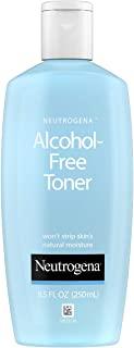 Neutrogena Alcohol And Oil-Free Toner, 8.5 Oz.