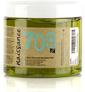 Naissance Gel di Aloe Vera e Alghe 200g- Lenisce, Rinfresca e idrata la pelle.
