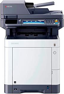 Kyocera Ecosys M6230cidn stampante laser a colori multifunzione, stampa bianco nero, 30 pagine al minuto, mobile print