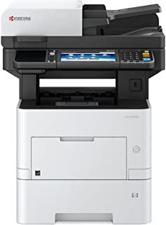 Kyocera Ecosys M3655idn Stampante multifunzione 4 in 1 in bianco e nero: stampante, fotocopiatrice, scanner, fax. Stampa Mobile
