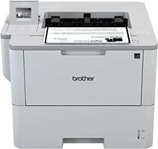 Brother HL-L6400DW Stampante Laser Mono Wireless, Bianco