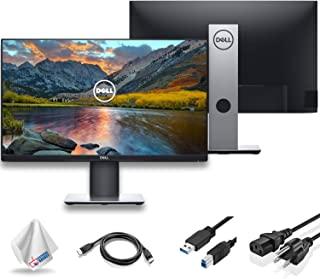 """Dell P2319H - Monitor IPS da 23"""" 16:9 (P2319H) con panno di pulizia in microfibra, confezione da 1"""