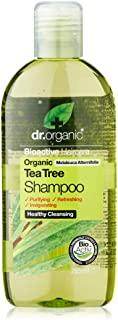 Dr.Organic Tea Tree Shampoo, 265ml