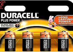 Duracell - Batterie Plus Power C
