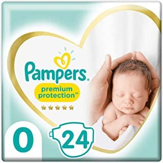 Pampers pannolino taglia 0 Prematuro 24 pezzi