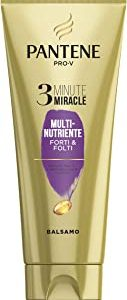 Pantene Pro-V Balsamo 3 Minute Miracle, Multi-Nutriente - 150 Gr