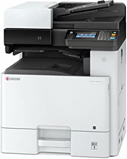 Kyocera Ecosys M8124cidn stampante a colori multifunzione, stampa laser bianco e nero, 24 pagine al minuto, mobile print