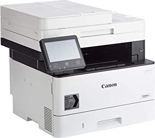 Canon MF449x - Stampante laser monocromatico, bianco