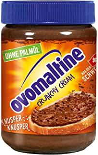 Ovomaltine Crunchy Cream senza olio di palma, 380 g, (1x380g)