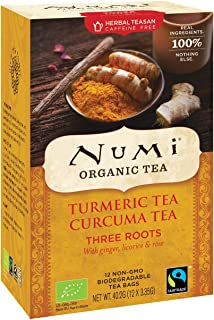 Numi Organic Tea Three Roots - 40 g