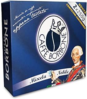 Caffe Borbone macinato confezione convenienza bipack 2x250g Miscela Blu Nobile