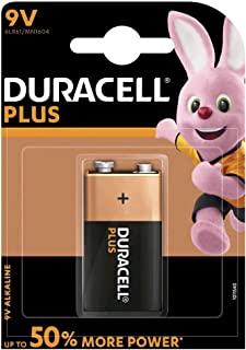 Lampa DC4105492 Batterie Duracell Plus Power 9V B1 Transistor MN1604 6Lr61 6F22