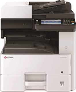 Kyocera Ecosys M4132idn Stampante Multifunzione 3 in 1 | Stampa laser in bianco e nero 32 pagine al minuto |USB 2.0, 1.200 dpi,