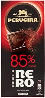 Perugina Tavoletta di Cioccolato Fondente con 85% di Cacao, 85g