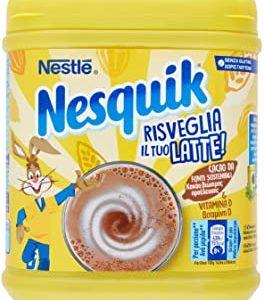 Nesquik Opti - Start Cacao Solubile per Latte, 500g