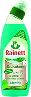 Rainett - Gel per la cura del WC, ecologico, 750 ml, confezione da 3