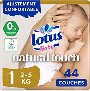 Lotus Baby - Pannolini a mutandina Natural Touch