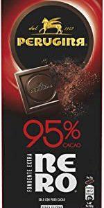 Perugina Tavoletta di Cioccolato Fondente Extra 95%, 85g