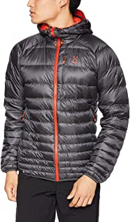 Haglofs Essens Down Hooded Giacca