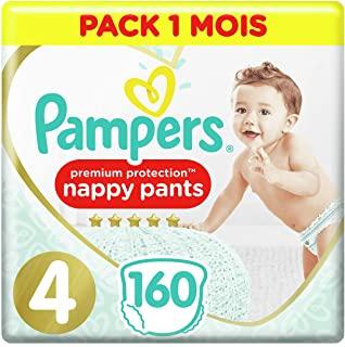 Pampers Premium Protection 160 pannolini taglia 4