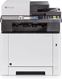 Kyocera - Sistema di protezione climatizzata Ecosys M5526cdn-KL3 stampante multifunzione 4 in 1 multifunzione Kyocera Life in lo