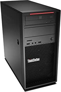 Lenovo ThinkStation P520c 3.6GHz W-2123 Torre Nero Stazione di lavoro