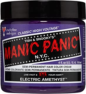 Colorante Per Capelli Formula Classic Cream High Voltage Manic Panic 118ml (Electric Amethyst)