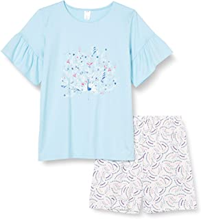 CALIDA Girls Elephant Set di Pigiama Bambina
