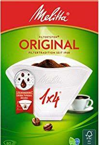 Melitta - Filtri per caffe, n. 102, 3 zone aromatiche