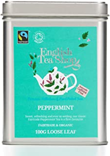 English Tea Shop Peppermint Fairtrade And Organic Loose Tea 100 g