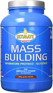 Ultimate Italia Mass Building Cacao - 1,8 Kg