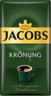 Jacobs Miscela Di Caffe Macinato Kronung - 12 Pezzi da 500 g