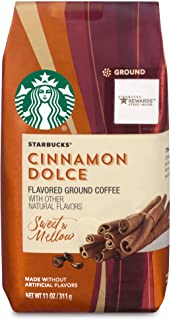 Starbucks Cinnamon Dolce Ground Coffee - 11 oz (311g)