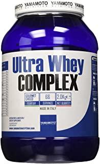 Yamamoto Nutrition Ultra Whey COMPLEX integratore alimentare per sportivi a base di proteine del siero di latte concentrate (Whe