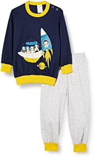 CALIDA Toddlers Astronaut Set di Pigiama Unisex-Bimbi