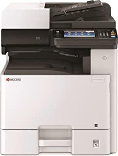 Kyocera Ecosys M8130cidn stampante a colori multifunzione, stampa laser bianco e nero, 30 pagine al minuto, mobile print