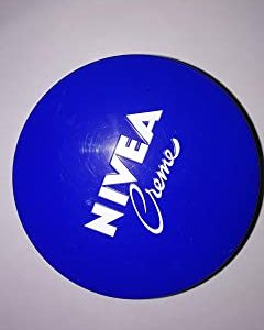 Genuine German Nivea Creme Cream Made in Germany - 8.45 oz. - 250ml metal tin - Made in Germany NOT Thailand ! by Beiersdorf Ger