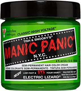 Manic Panic Manic Panic Classic Neon Electric Lizard