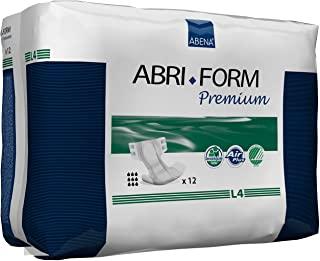 """Abena Abri forma Premium Xplus Grande (100-150cm - 40-60"""") confezione da 12"""