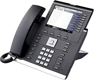 Unify OpenScape IP 55G telefono IP Nero Cornetta cablata TFT 8 linee