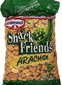 Cameo Snack Friends Arachidi Tostate e Salate, 300g