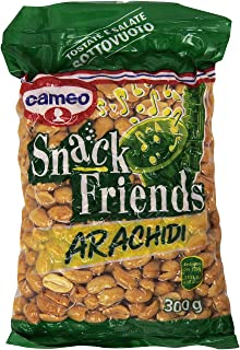 Cameo Snack Friends Arachidi Tostate e Salate, 300g