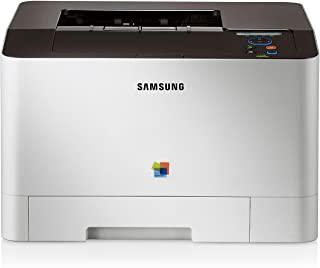 Samsung CLP-415N SFC Stampante Laser, A4, Nero